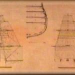 Disegno della sezione maestra