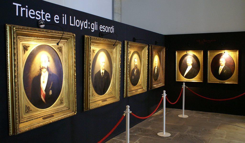1. Trieste e il Lloyd: gli esordi